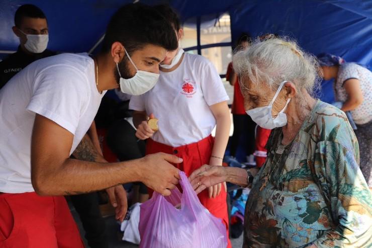 Eindstand Giro555-actie voor Beiroet 15 miljoen euro